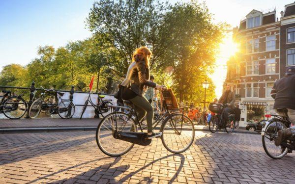 велосипеды в Дублине
