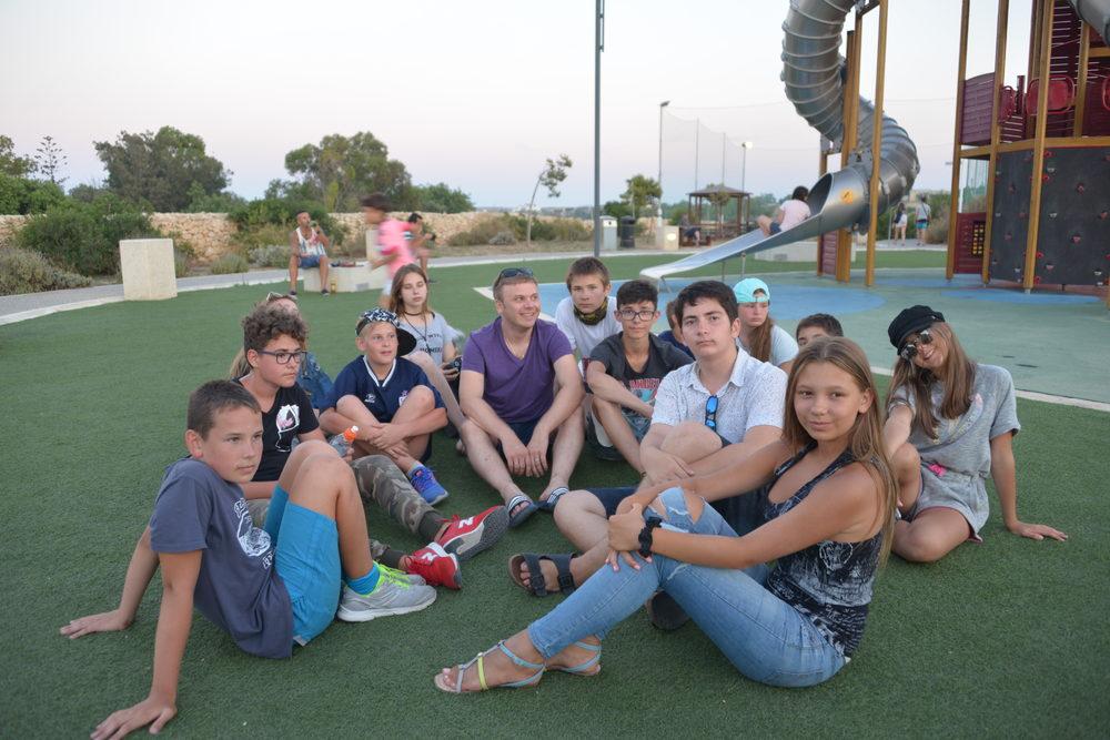 Malta Crown Camp